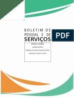 Boletim de Servico 85_2016