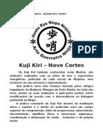 Kuji Kiri - Nove Cortes