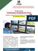 Xi Diplomado Profesional de Seguridad Física (1)