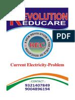 ALLEN current electricity Module and Quiz Part 1