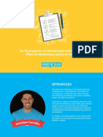 eBook Plano de Marketing 2