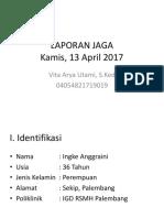 Lapjag 13 April 2017