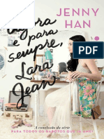 Agora e Para Sempre, Lara Jean - Jenny Han