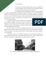 Chaveiro Magenta - 100 Anos de História