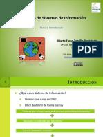 Desarrollo de Sistemas de Informacion I (Introduccion)