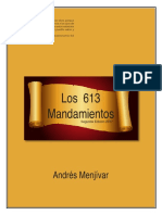 613_mandamientos Por Tematica
