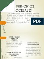 Quinta Clase, Los Principios (2)