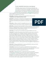 ACTA DE CONSTITUCION DE LA SOCIEDAD Np
