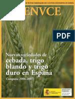 Agricultura Nuevos Tipos Cultivos Extensivos Evaluacion