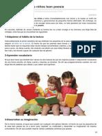 Okdiario.com-Ventajas de Que Los Niños Lean Poesía