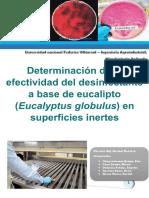 Desinfectante de Eucalipto Trabajo Final - Jhon Imprimeee