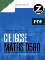 Mathematics Notes.pdf