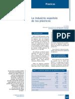 394-181 La Industria Española de Los Plásticos
