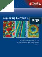 Exploring Surface Texture 2014