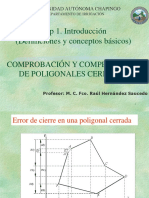 05) Comprobacion y Comp de Poligonales