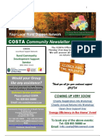 COSTA Newsletter - Aug 2017 - Copy