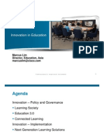 Innovation in Education-Learning Society,Education3.0,Connected Learning