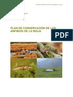 Anfibios Plan Anfibios y Charcas La Rioja