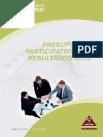 Libro Del Presupuesto Participativo