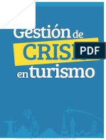 Gestión de Crisis en Turismo