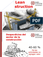 Lean Construction Lean Training Chile