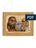 Wookiee Family