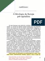 HUNT; SHERMAN. História Do Pensamento Econômico. p. 9-21