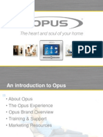 Opus Introduction