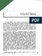 ARAÚJO. História Do Pensamento Econômico. Cap. 2-3, p. 21-32