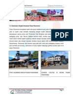 Gambaran Umum Kawasan Pasar Panorama