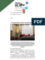 Revista Vive Afro - Medellin,Colombia