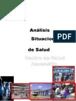 Análisis Situacional de Salud 2012
