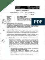 Límites de Calificación Registral SUNARP
