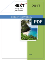 Project on Credit Control