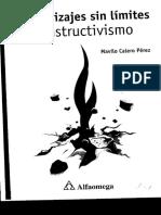 1.B. EXCEL. LIBRO.  Aprendizaje sin limites. constructivismo.pdf