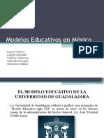 Modelos Educativos en México (Calidad Educativa)