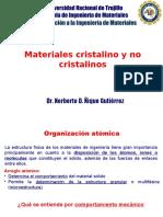 2. Estructuras Cristalinas-2017