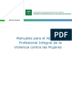 Manual Para El Abordaje Integral Vdg