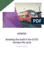 Cicd Devops Life Cycle