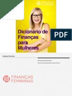 Dicionário de Finanças para Mulheres