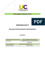 Administracion Act 2