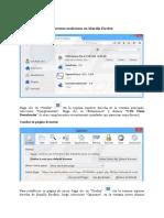 Eliminar complementos maliciosos en Mozilla Firefox.docx