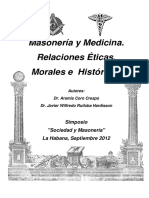 Masoneria y Medicina
