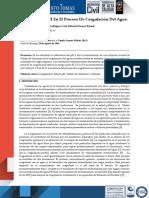 INFORME LAB1 Influencia Del PH