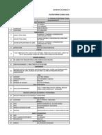 Especificaciones Técnicas - Plataforma Cama Baja