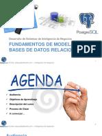 Fundamentos de Modelado de Base de Datos Relacional