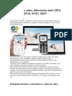 Medidas de la pantalla y resolución de los teléfonos celulares y tabletas.docx