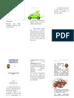 Contaminacion Vehicular