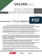 Po Cinza Revalida 2013
