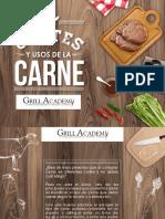 Cortes y Usos de La Carne